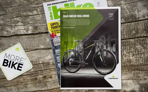 bike magazin Falch Photography